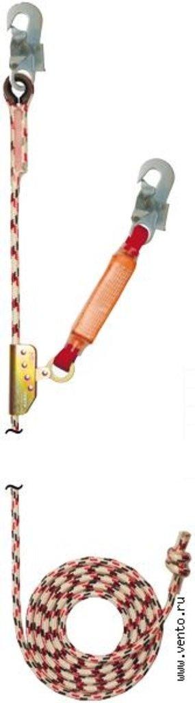 Гибкие анкерные линии: Зажим на гибкой анкерной линии в Турин