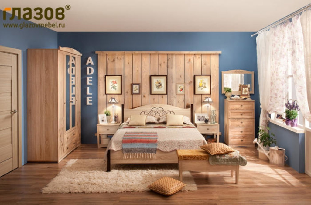 Модульная мебель в спальню Adele: Модульная мебель в спальню Adele в Стильная мебель