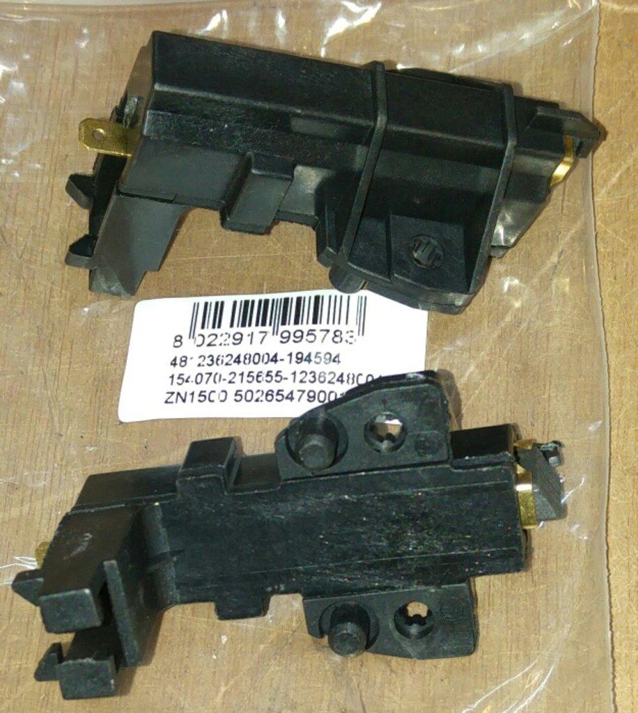 Двигатели, щетки для двигателей, таходатчики и магниты: Щетки электродвигателя для стиральных машин Занусси (Zanussi), Электролюкс (Electrolux), АЕГ (AEG),  Индезит (Indesit), Аристон (Ariston) 5x13.5x32 CESET - 2шт., Китай, OAC194594, 10528572, 481281729573, 196543, 196552, 088350, 097255, 270734, 50216397005 в АНС ПРОЕКТ, ООО, Сервисный центр