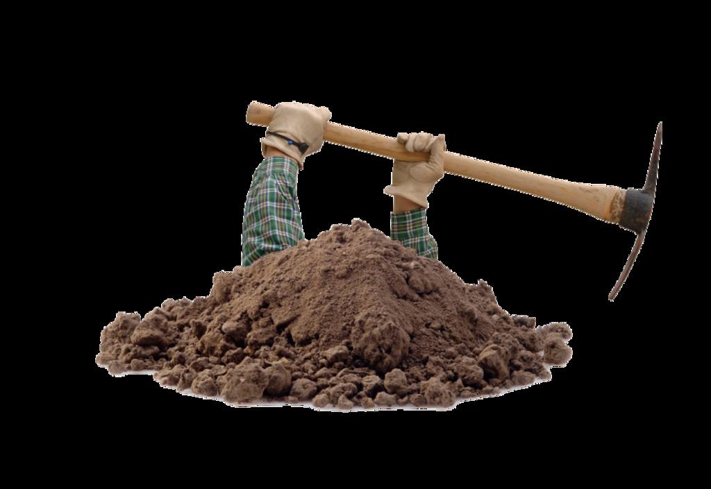 Землянные работы: Уборка земли в А-Строй
