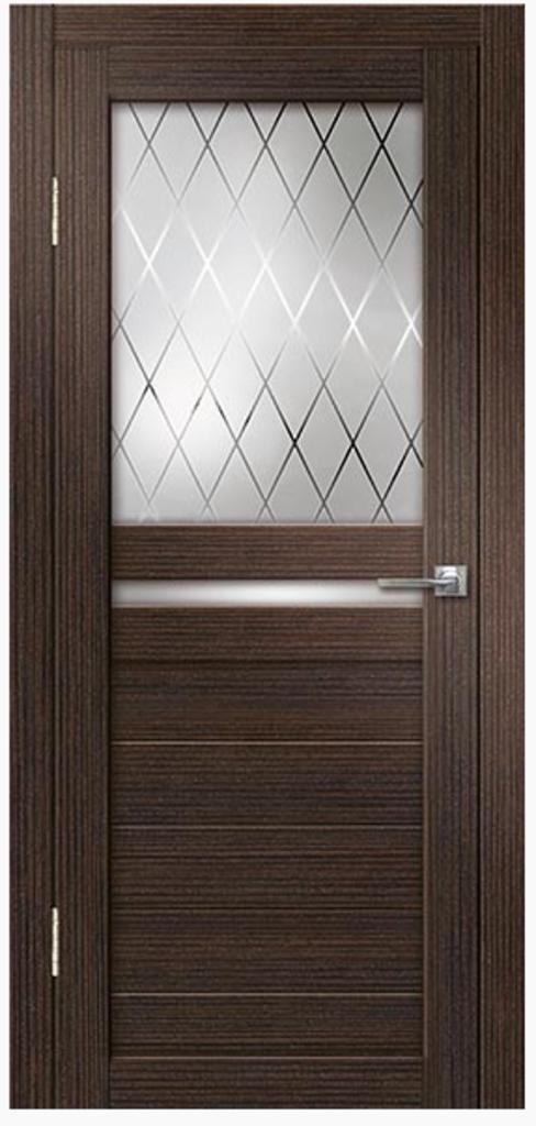 Двери ДВЕРЛАЙН от 3 500 руб.: Межкомнатная двери. Модель ДГ Беатрис-1 в Двери в Тюмени, межкомнатные двери, входные двери