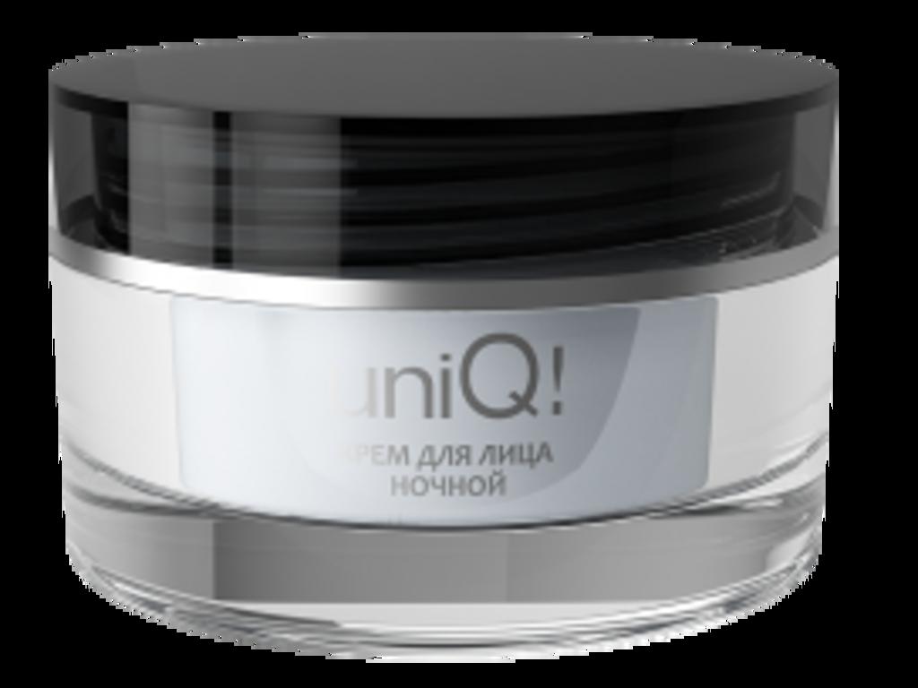 UNIQ: Крем для лица ночной Uni Q! в Арт Лайф, центр