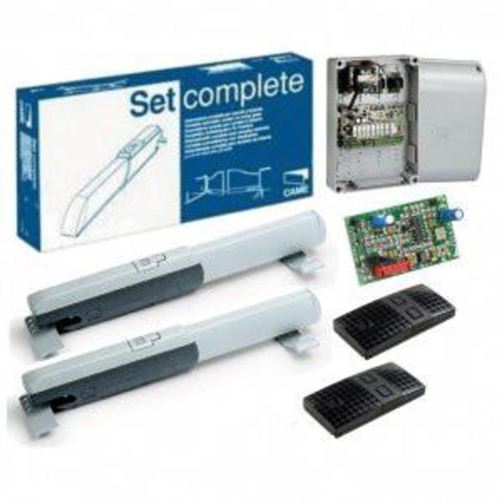 Автоматика для распашных ворот: Комплект ATI 5000 для автоматизации распашных ворот с блоком управления ZF1 в Автоворота71