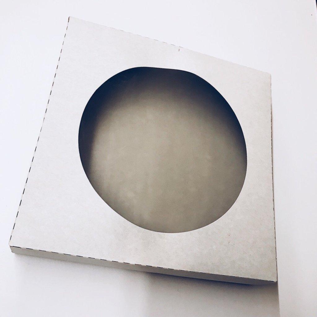 Упаковка: Коробка под пирог с окном 24см в ТортExpress
