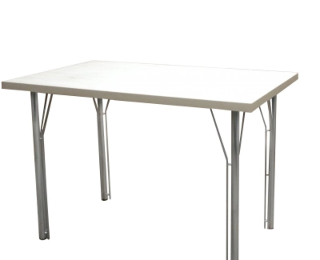 Столы кухонные: Стол ПГ-19 ПРИМА (хром) в АРТ-МЕБЕЛЬ НН
