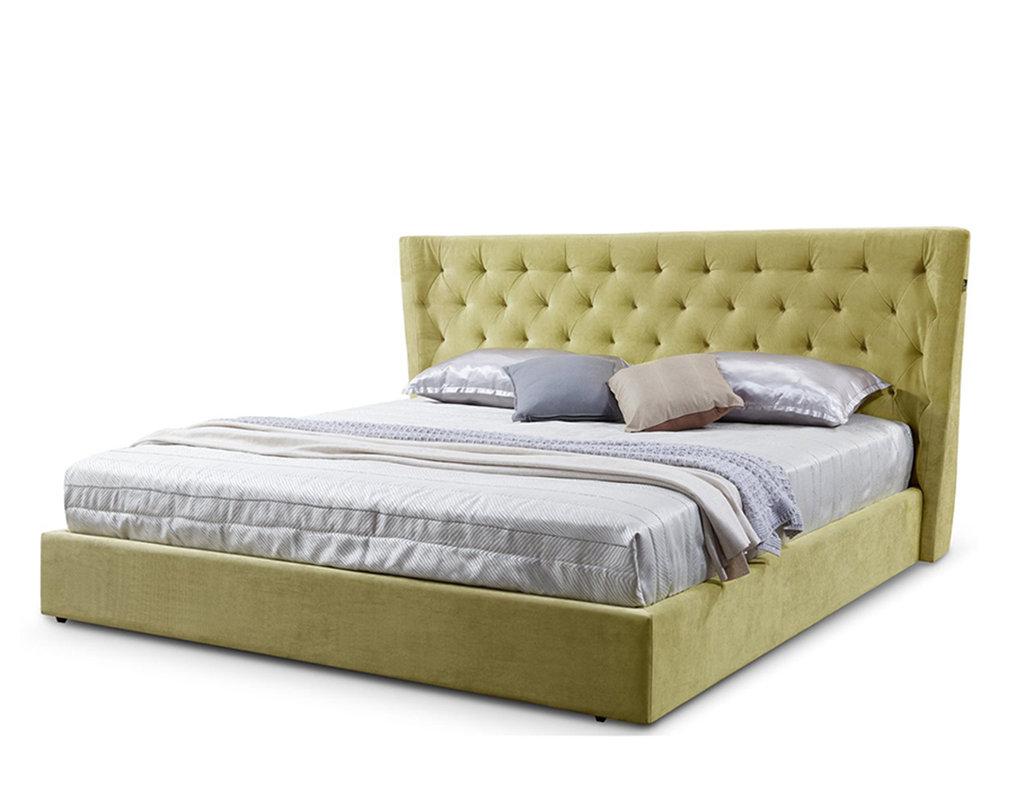 """Кровати: Кровать двуспальная """"Листа"""" в Амадео"""