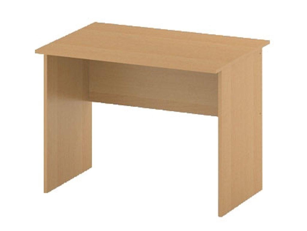 Офисная мебель столы, тумбы Р-16: Стол рабочий (16) 800*600*750 в АРТ-МЕБЕЛЬ НН
