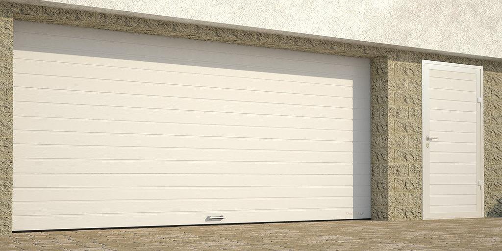Гаражные ворота DoorHan: Гаражные ворота DoorHan ш3000хв2250мм, автоматика (1пульт) в АБ ГРУПП