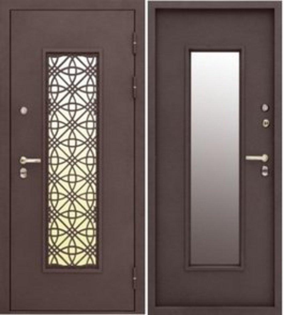 Двери Алмаз  с терморазрывом: Изумруд Тепло в Модуль Плюс