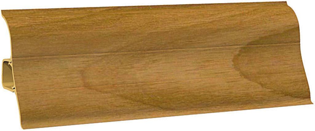 Плинтуса напольные: Плинтус напольный Ecoline 125 орех грецкий в Мир Потолков