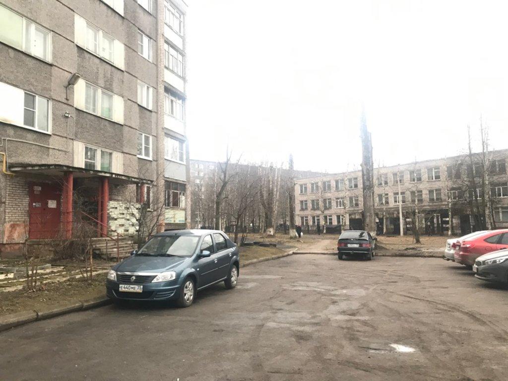 3-комн. квартира: 3-комнатная квартира улица Архангельская дом 25 в Перспектива, АН
