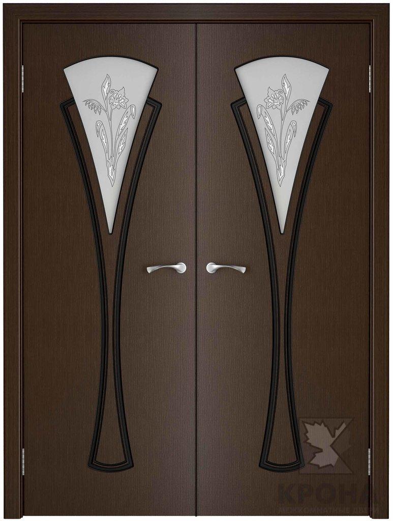 Двери Крона от 3 650 руб.: Фабрика Крона. Модель ВИТА. Под заказ. в Двери в Тюмени, межкомнатные двери, входные двери