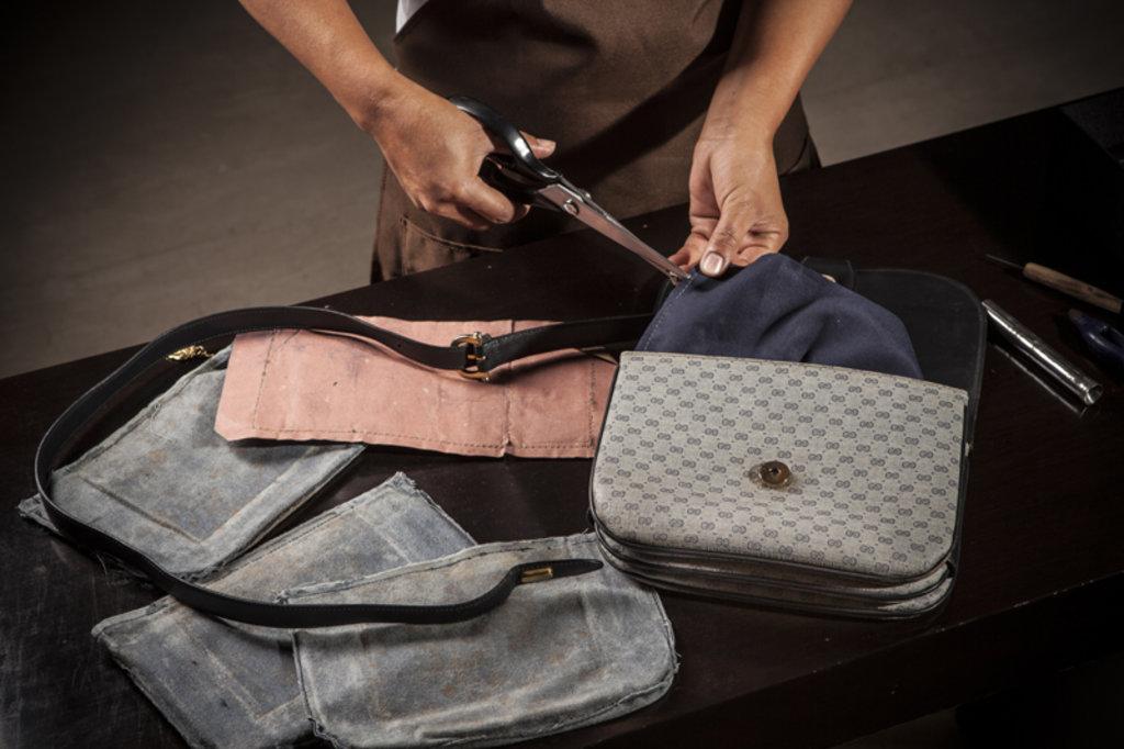 Ремонт обуви и сумок: Ремонт сумок в Химчистка на Предтеченской