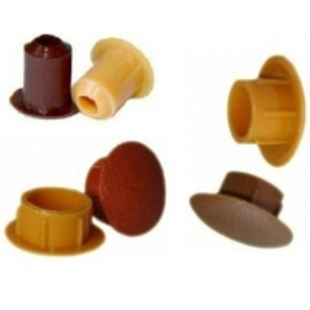Крепежные изделия, общее: Заглушка для технологического отверстия в ВДМ, Все для мебели