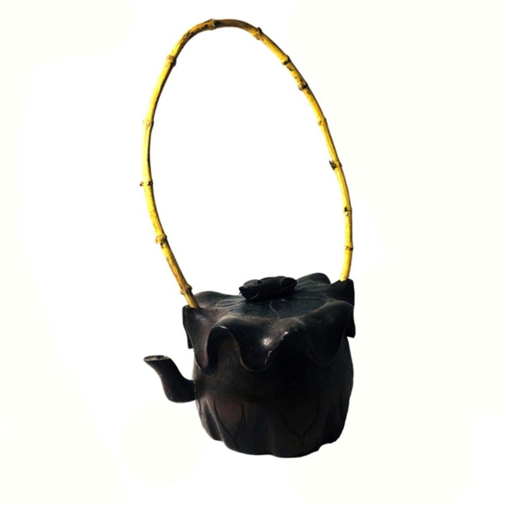 Статуэтки: Декоративный чайник в Шамбала, индийская лавка