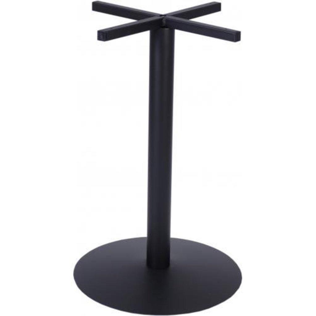 Столы для ресторана, бара, кафе, столовых.: Стол круг 80, подстолья 01 R-76M чёрная в АРТ-МЕБЕЛЬ НН