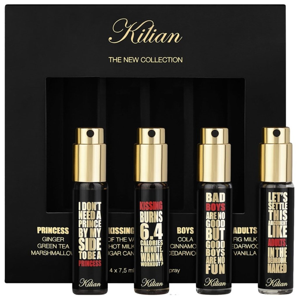 "Kilian (Килиан): Подарочный набор Kilian ""The NEW Collection"" 4 x 7,5 ml в Мой флакон"
