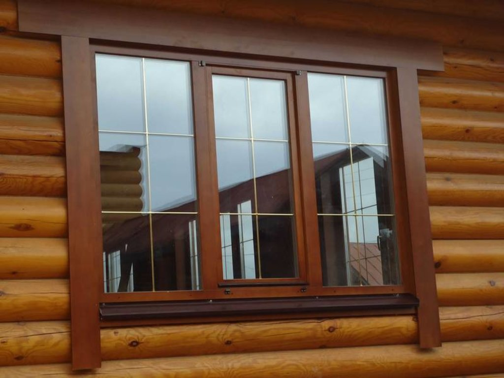 Окна: Окна деревянные в ДЭКО, производственная компания