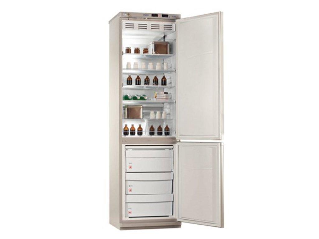Холодильники: Холодильник лабораторный Позис ХЛ-340 (двери металл) в Техномед, ООО