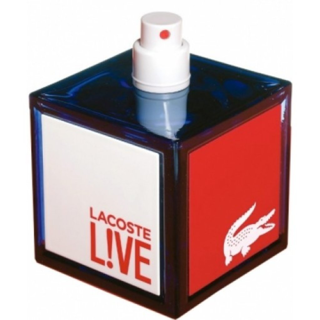 Lacoste (Лакост): Lacoste L!ve 100ml в Мой флакон