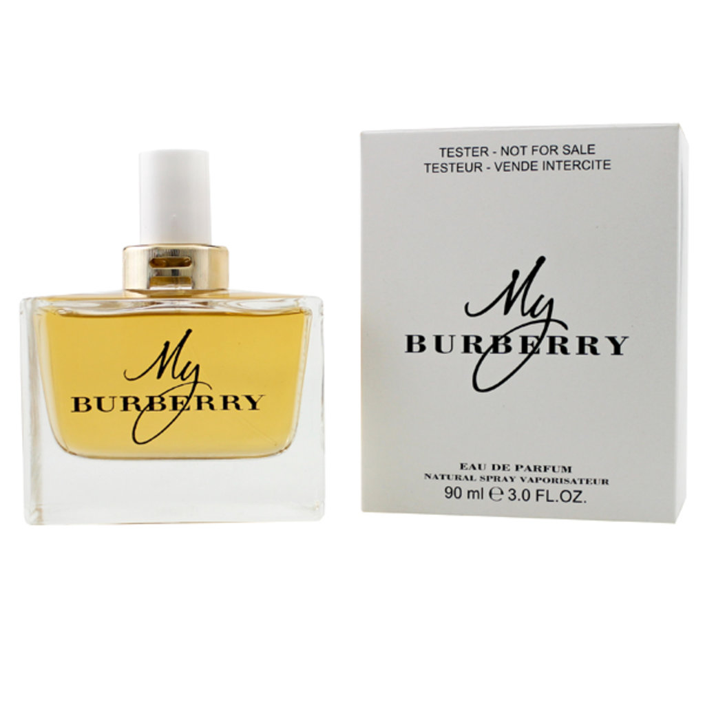 Burberry (Барбери): Burberry My Tester (Барбери Май) edp 90ml в Мой флакон
