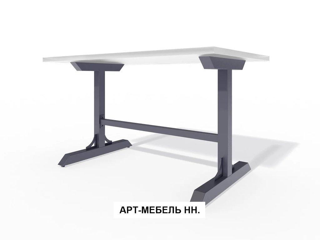 Подстолья для столов.: Подстолье 0.15 (чёрный) в АРТ-МЕБЕЛЬ НН