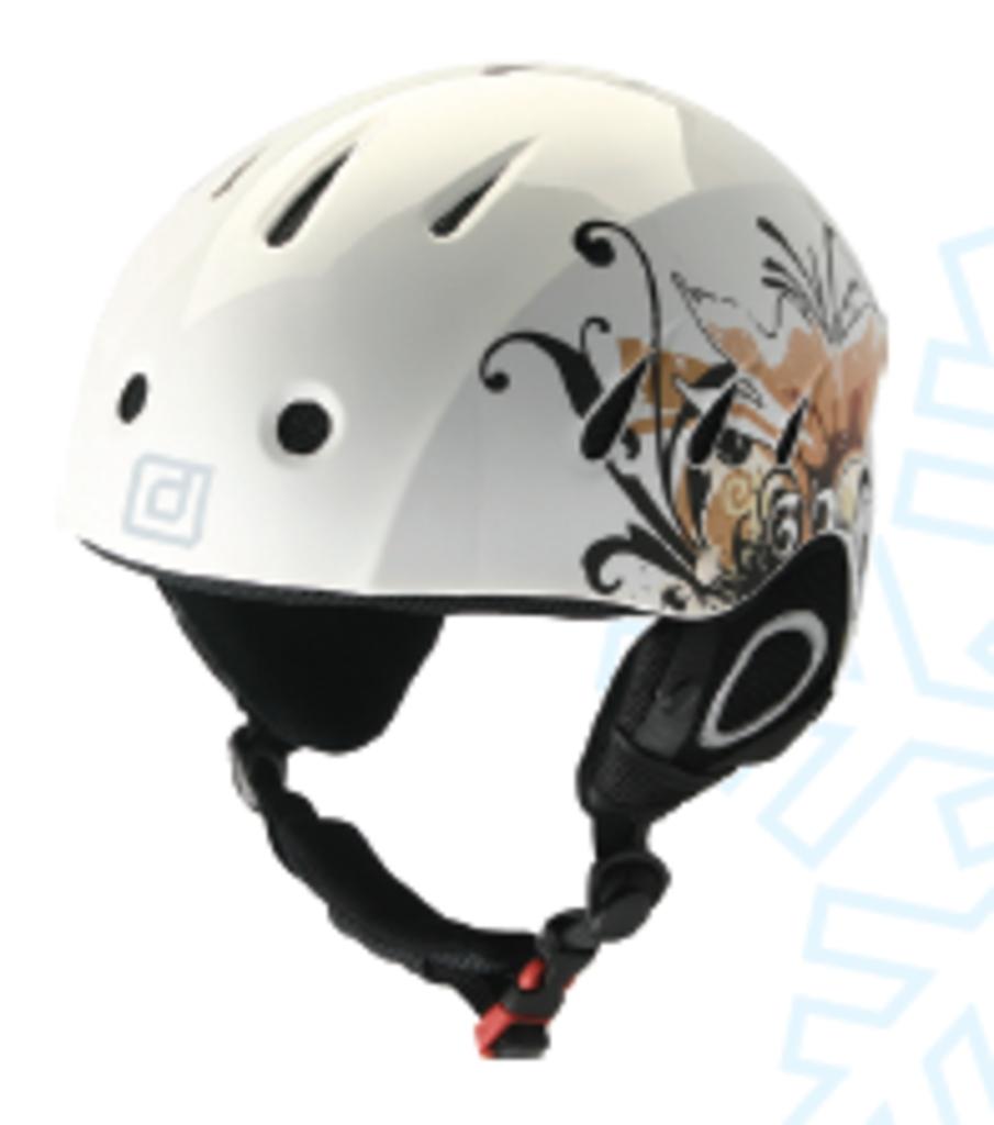 Зимнее снаряжение: Destroyer шлем горнолыжный DSRH-333 в Турин