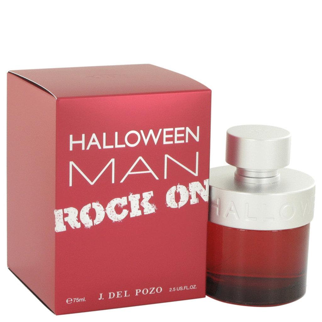 JesusDelPozo: Jesus Del Pozo Halloween Man Rock On edt м 75 ml в Элит-парфюм