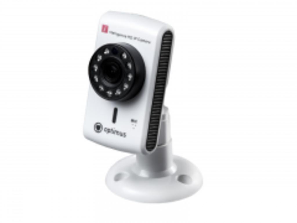 IP видеокамеры: IP-видеокамера Optimus  IP-H061.0W(2.8) в Микровидео
