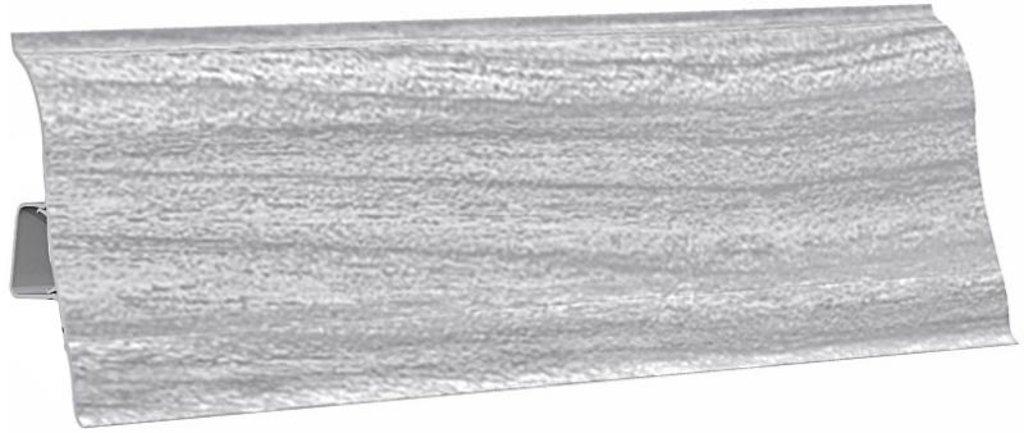 Плинтуса напольные: Плинтус напольный Ecoline 106 ясень серый в Мир Потолков