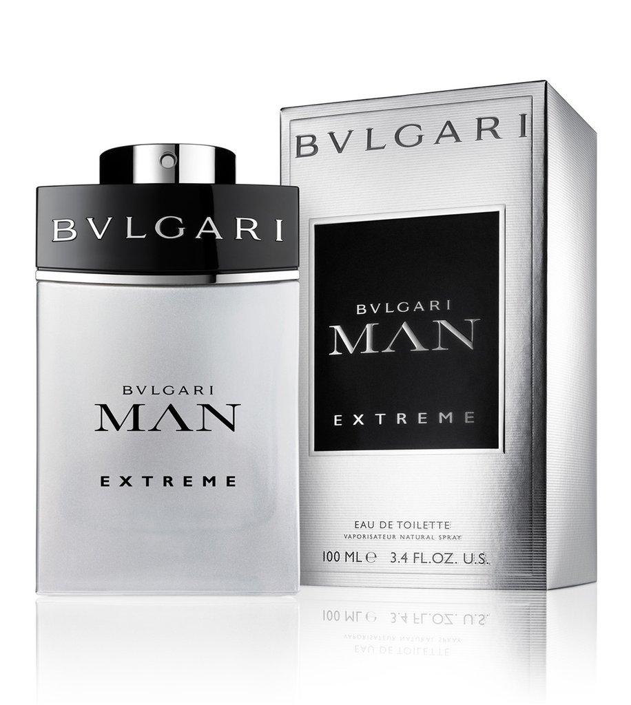 Мужская туалетная вода Bvlgari: Bvlgari MAN Extreme edt м 100 ml в Элит-парфюм