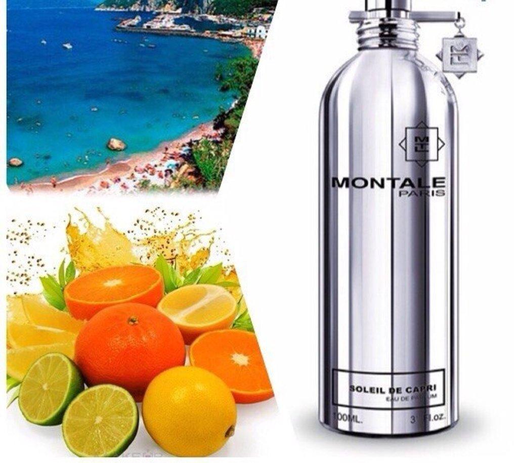 Montale (Монталь): Montale Soleil de Capri ( Монталь Солей де Капри), 100мл в Мой флакон