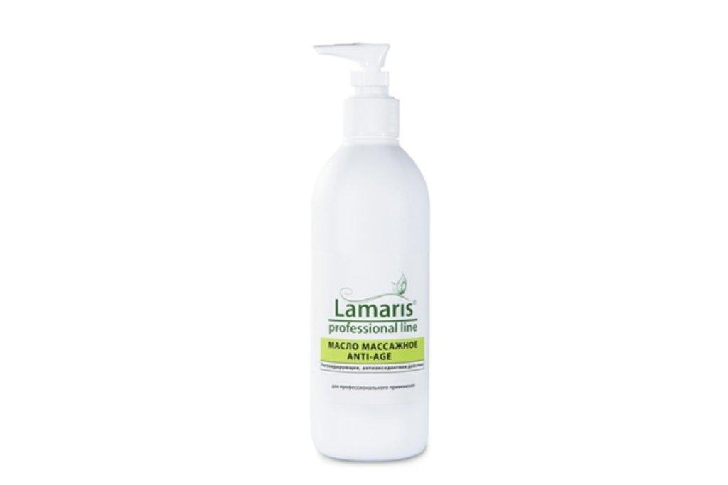 Массажные и аромамасла Lamaris: Масло массажное ANTI-AGE с природным бета-каротином (подходит для лица и тела) Lamaris в Профессиональная косметика LAMARIS в Тюмени