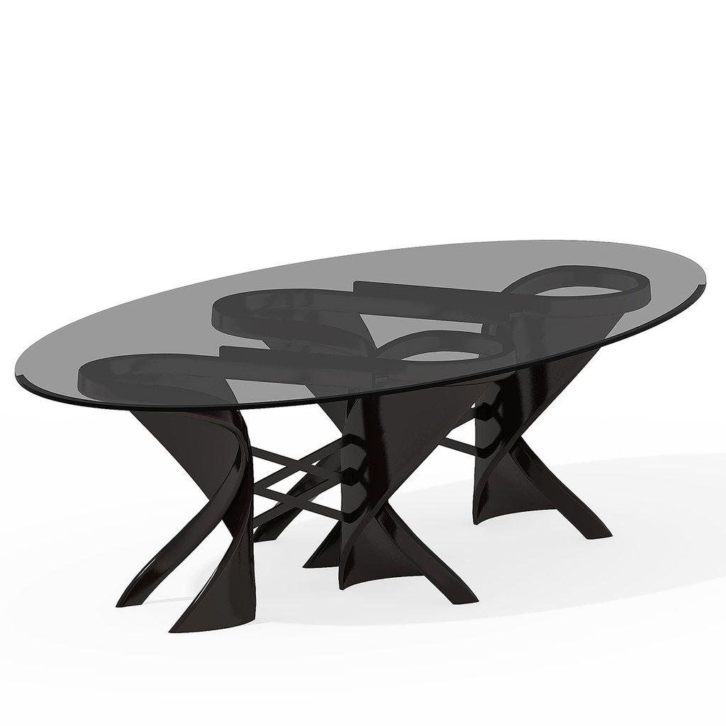 Столы обеденные: Стол обеденный Виртуоз 2С в Актуальный дизайн