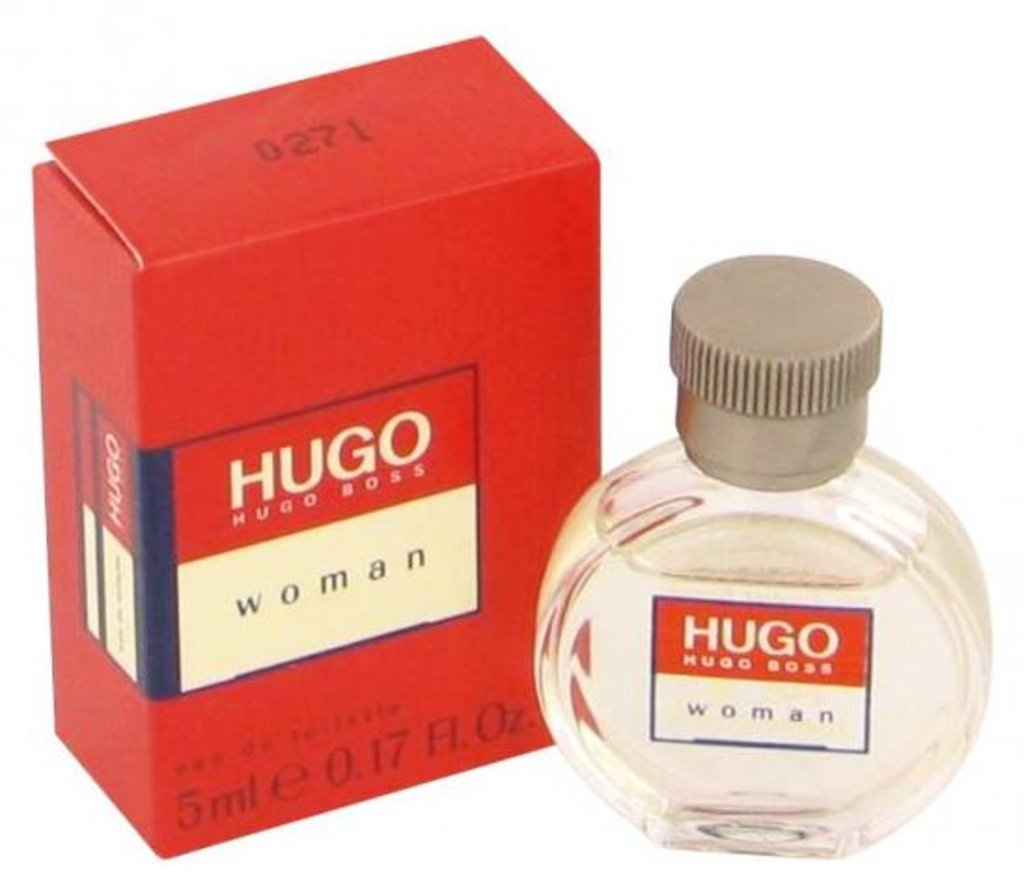 Boss: Туалетная вода Boss Hugo edt ж 75 | 125 ml (красный) Тестер в Элит-парфюм