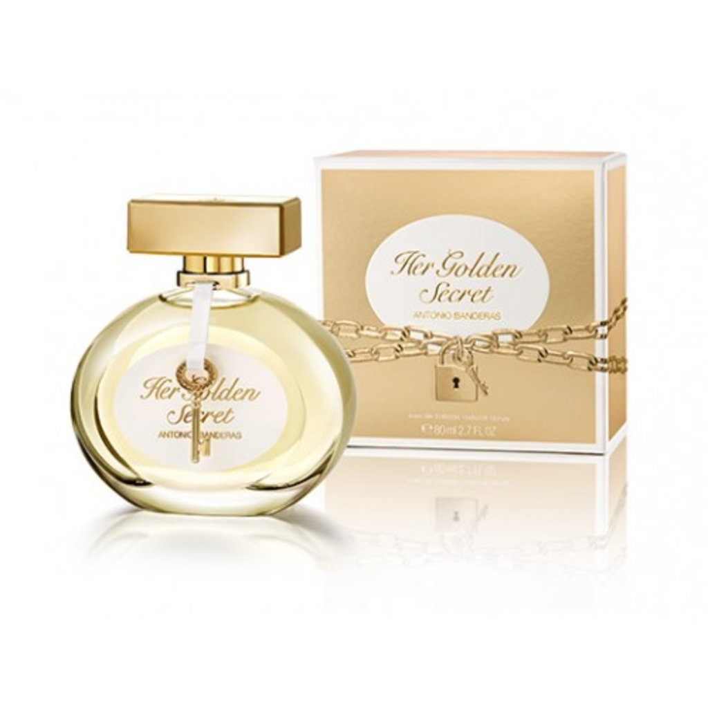 Antonio Banderas (Антонио Бандерас): Antonio Banderas Her Golden Secret 75ml в Мой флакон