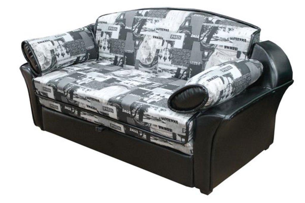 Диваны и мягкие кресла: Диван Кармен-2 (1200) в Стильная мебель