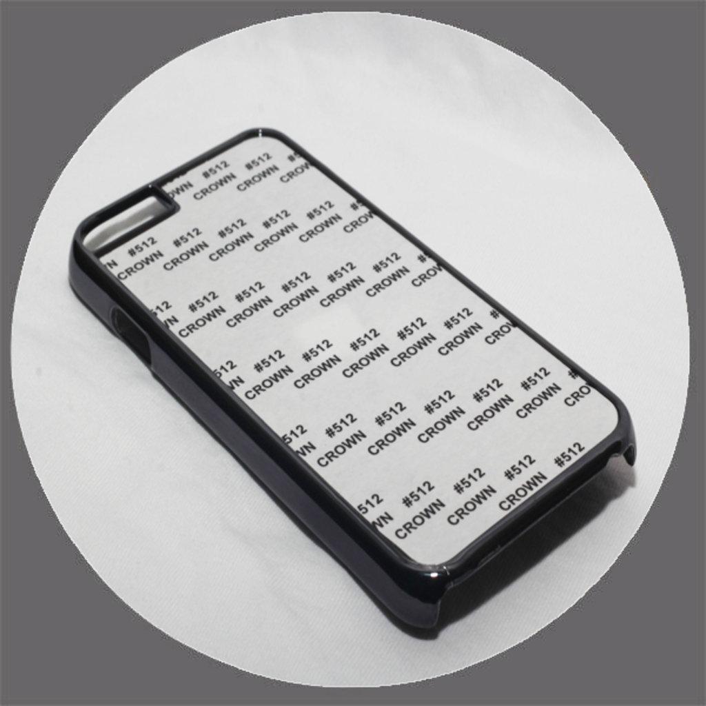 Apple: Чехол для IPhone 6 и 6Plus Металлизированный Черный в NeoPlastic