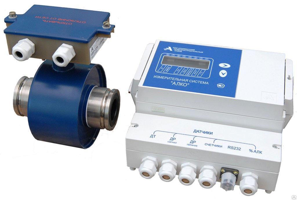 Контрольно-измерительные приборы (КИПиА): Измерительная система «АЛКО» в Техносервис, ООО