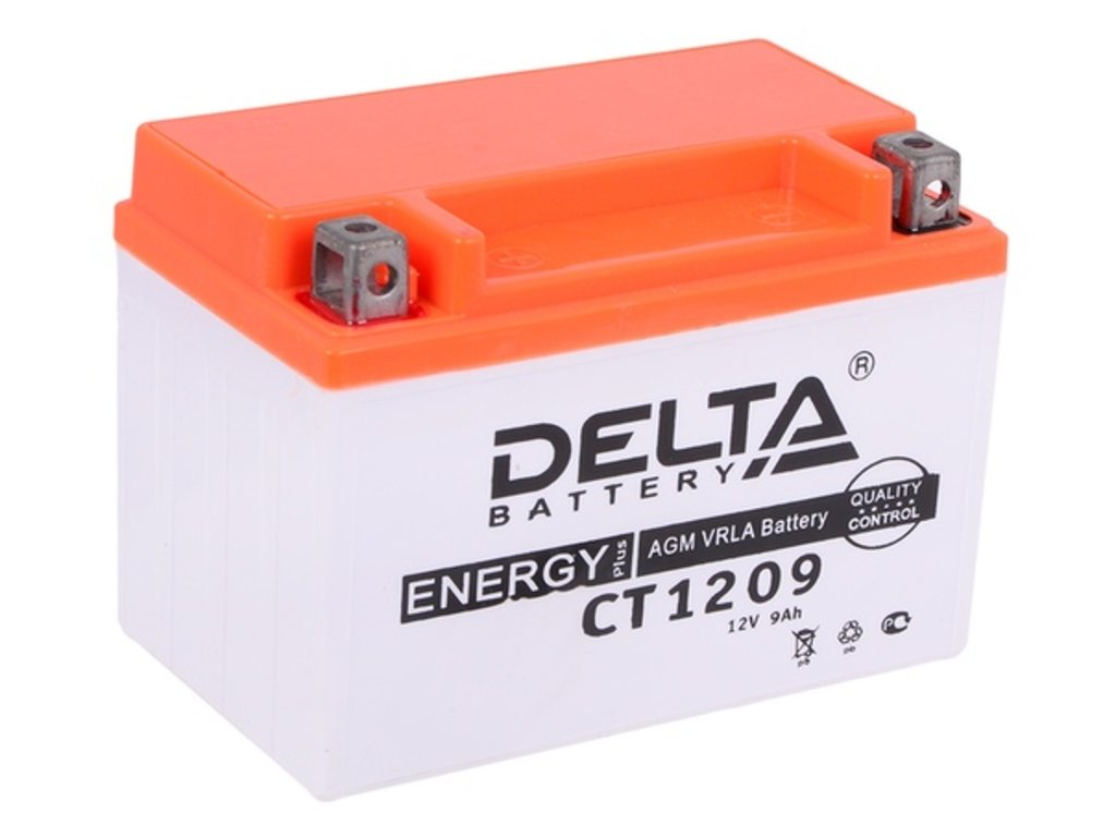 Delta: DELTA CT 1209 в БазаАКБ