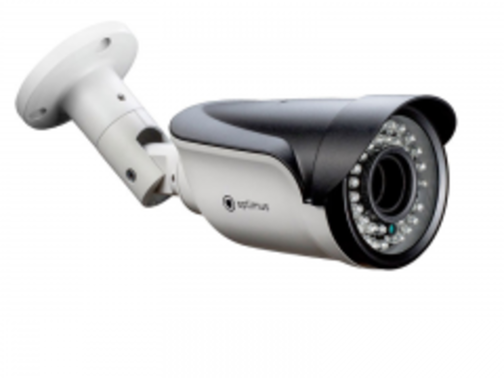 IP-видеокамеры: IP-видеокамера уличная Optimus IP-E012.1(3.6)P_V2035 в Микровидео