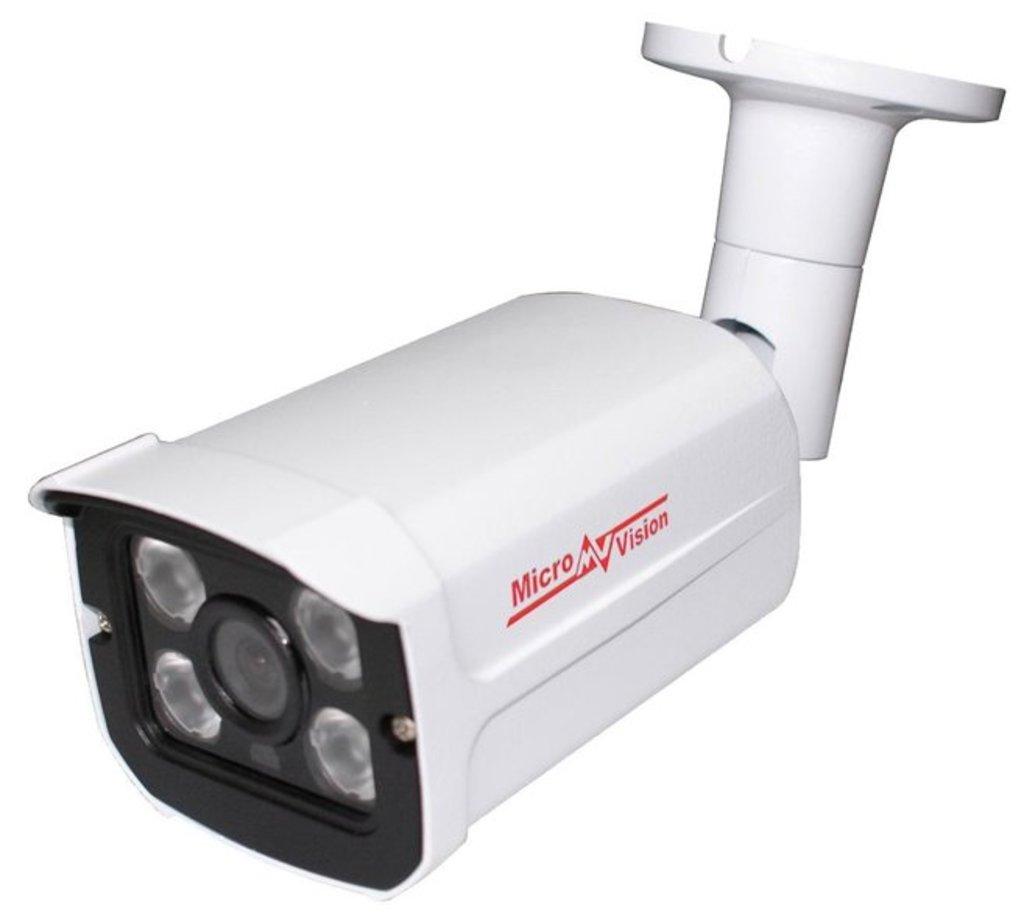 Аналоговые видеокамеры (AHD): Видеокамера Micro Vision MV-H2333Q в Микровидео