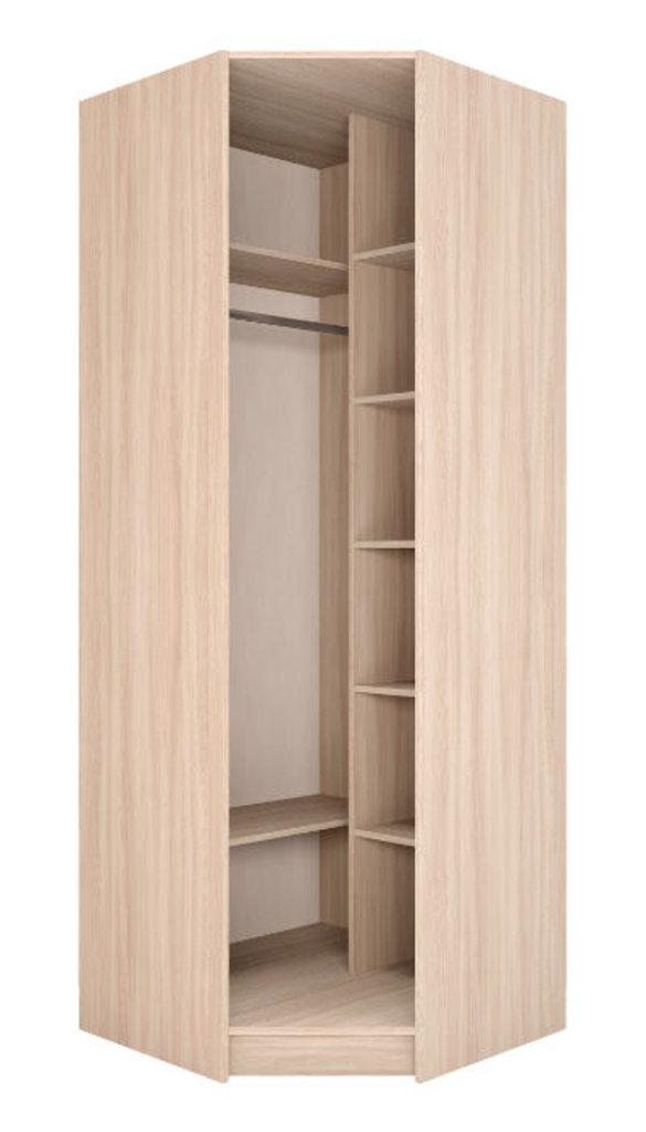 Шкафы для спальни: Шкаф угловой с зеркалом 30 Брайтон в Стильная мебель