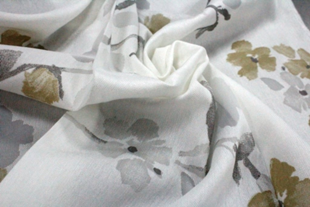 Ткани: Devore sicilia FONTANA в Салон штор, Виссон