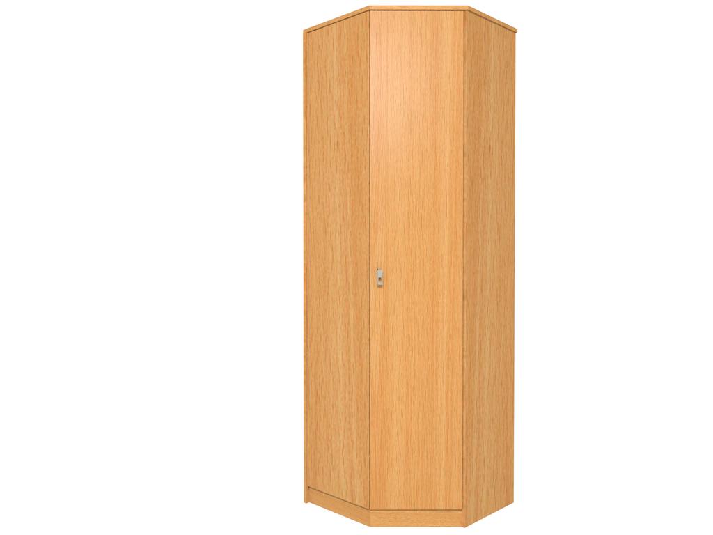 Шкафы для прихожих: Шкаф угловой 1 Комфорт в Стильная мебель