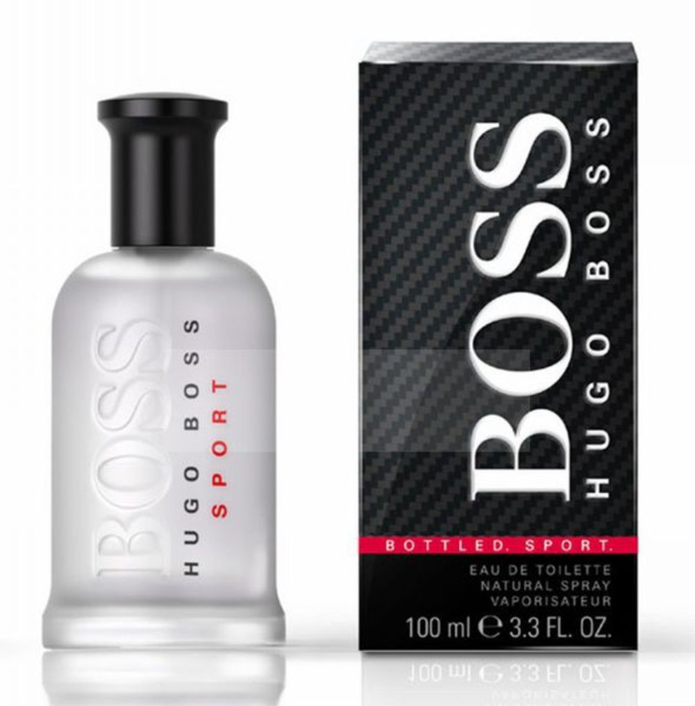 Boss: Туалетная вода Boss Bottled Sport edt м 100 ml в Элит-парфюм