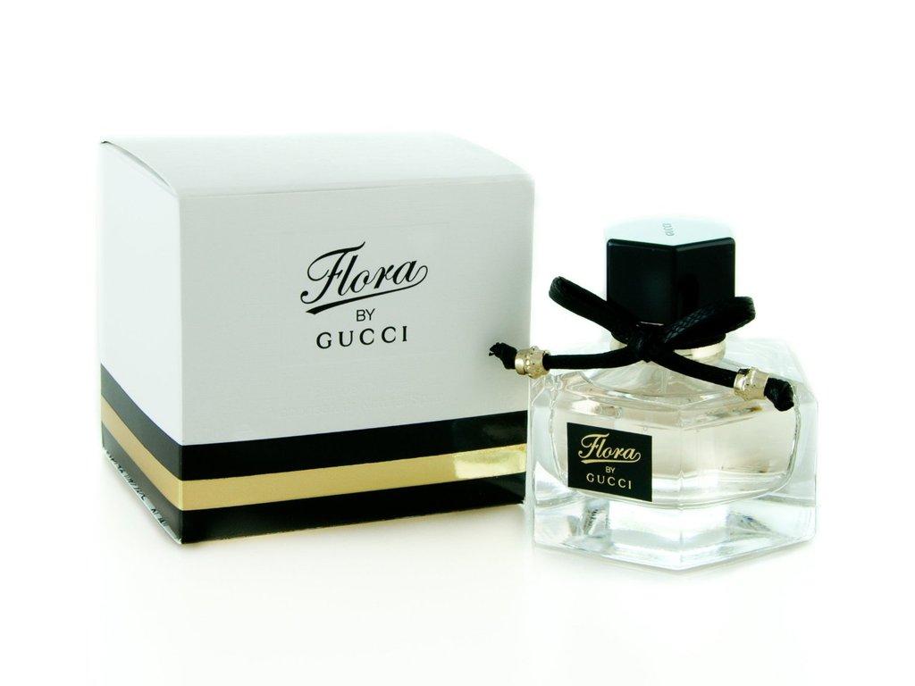 Женская туалетная вода Gucci: Gucci Flora by Gucci edt ж 30 ml в Элит-парфюм