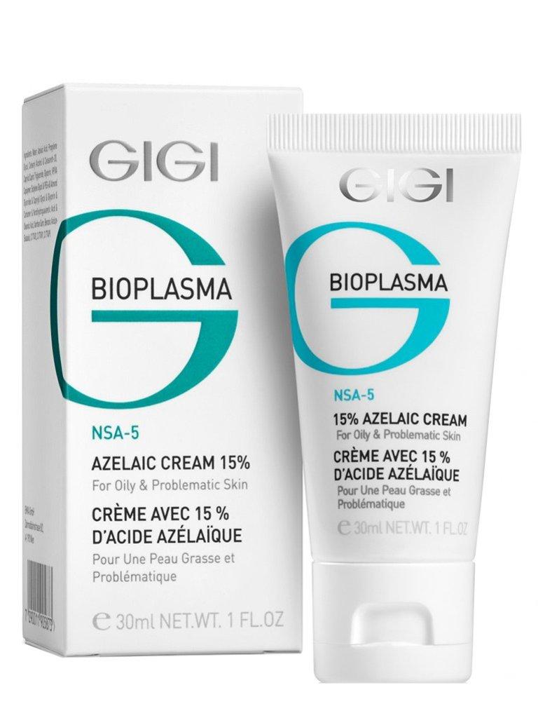 Крема: Азелаиновый крем для жирной кожи / Azelaic Cream, Bioplasma, GiGi в Косметичка, интернет-магазин профессиональной косметики