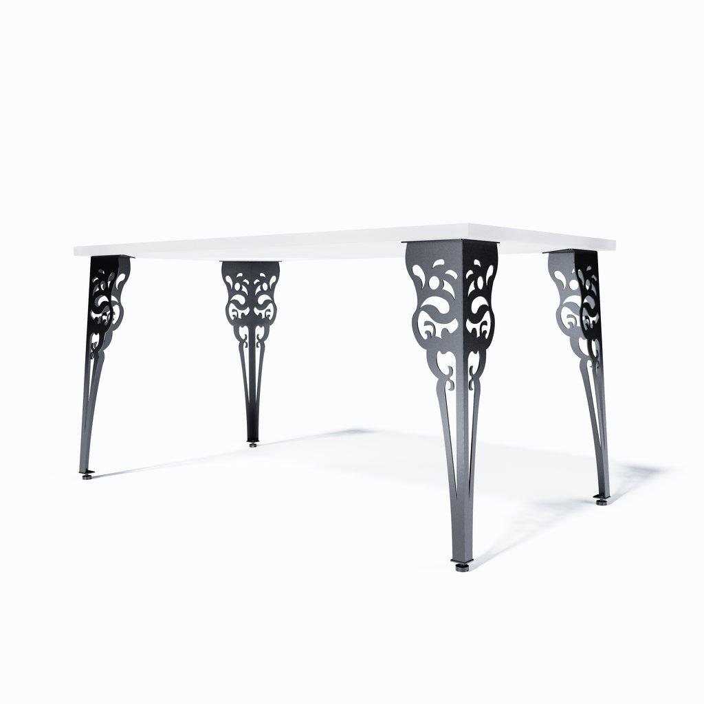 Ножки для столов.: Ножки 0.11-В в АРТ-МЕБЕЛЬ НН