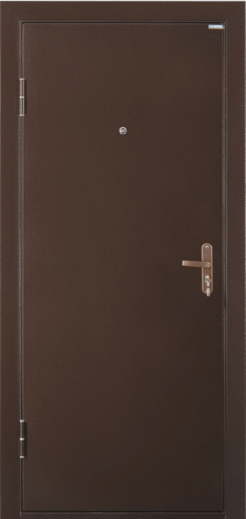 Входные (строй)двери до 70мм: Входная дверь СПЕЦ в Пластиковые окна в Сургуте STEKLOMASTER